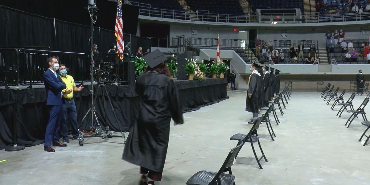 Huntsville, Madison County School graduation plans