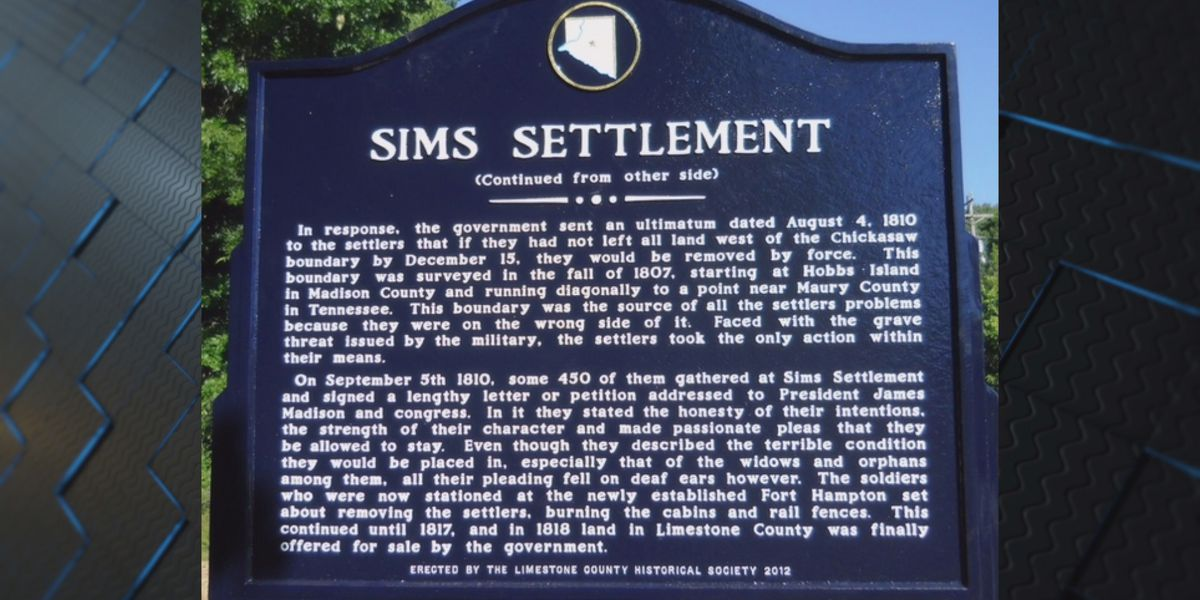Historical markers stolen in Limestone County