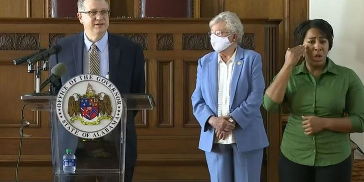 Gov. Kay Ivey extends mask ordinance through August 31