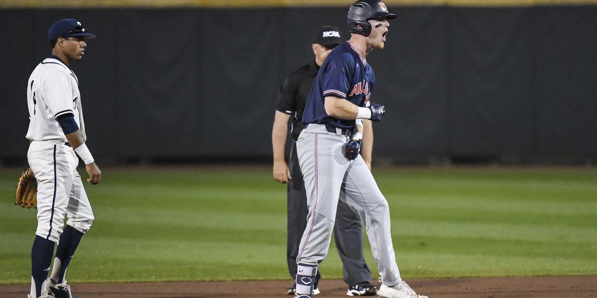 Auburn baseball finishes season in Top 10