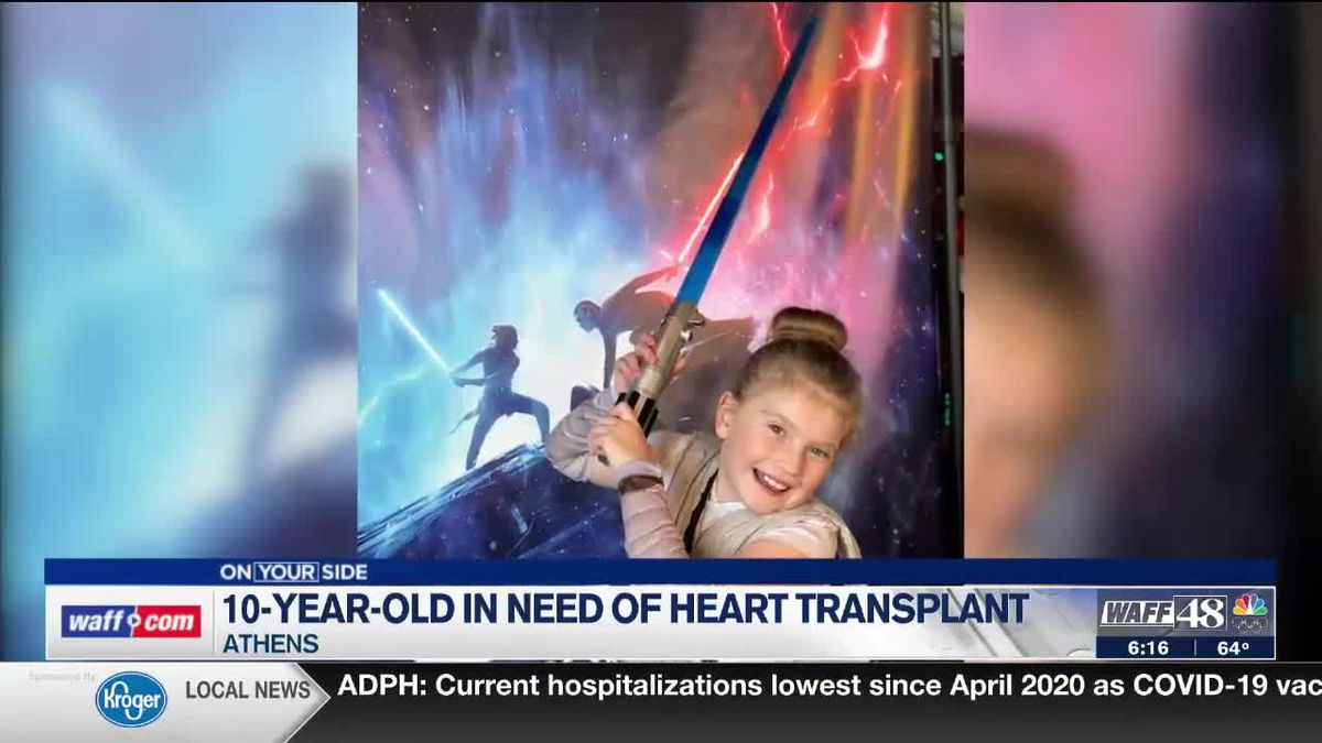 Helping Bella: 10-year-old Athens girl still fighting heart defect