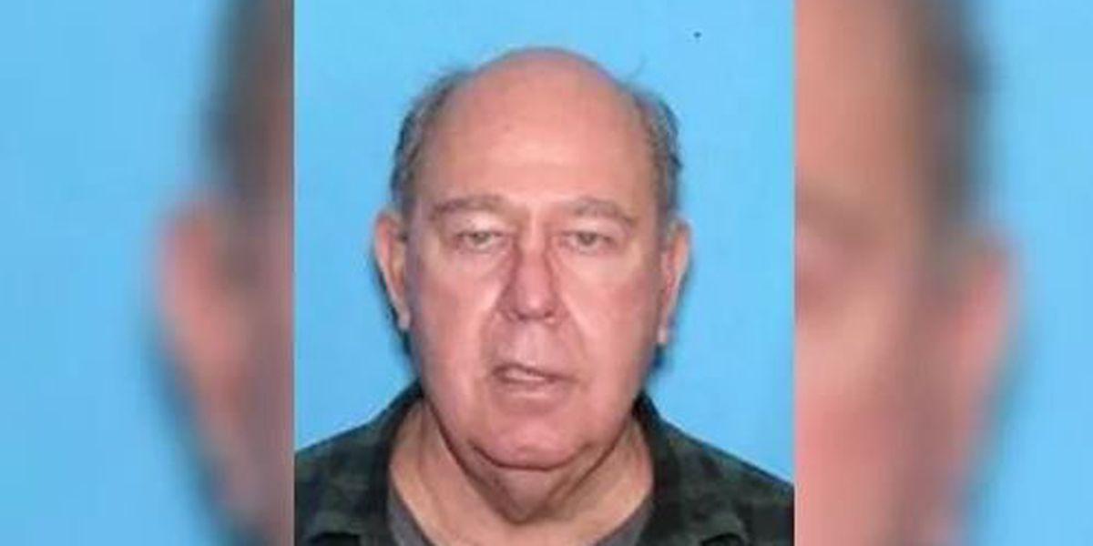 Missing senior alert canceled for Orange Beach man