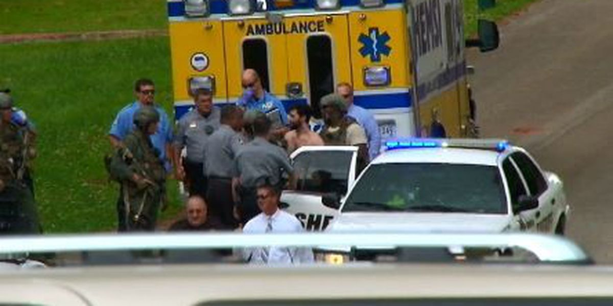 AT 10: Mental hold order leads to standoff