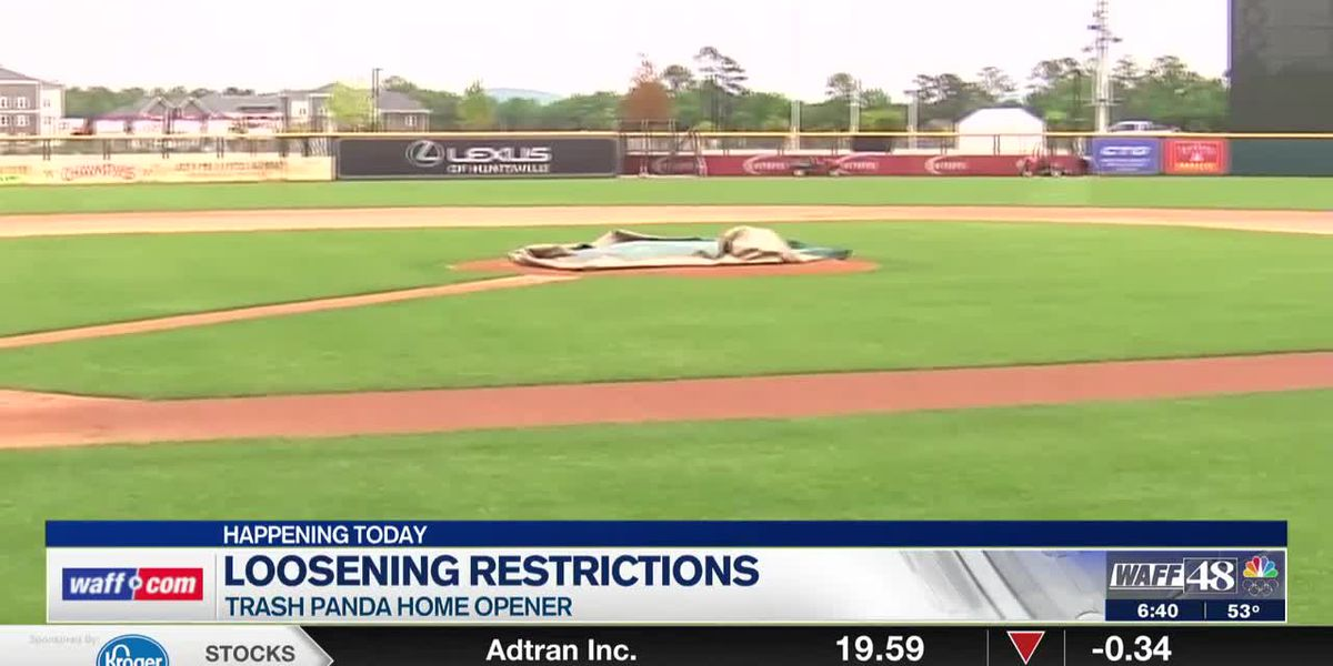 MLB loosens restrictions for games at Toyota Field