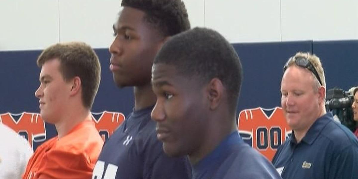 Kerryon Johnson poised to help Auburn this season