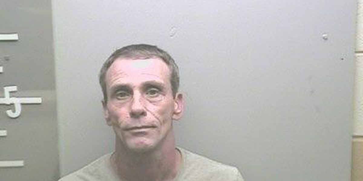 Guntersville man arrested for possession of a controlled substance