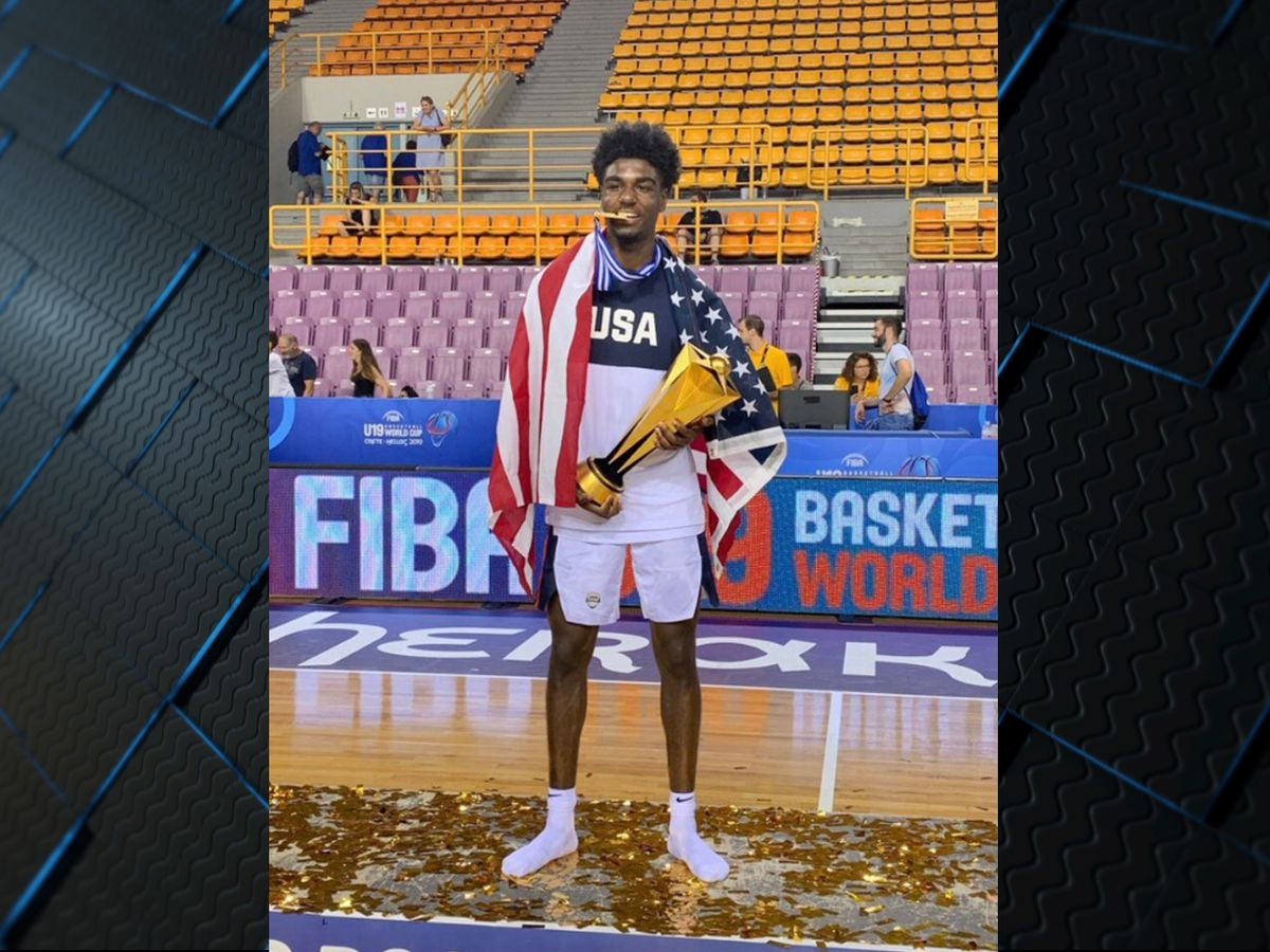 Kira Lewis brings back gold to north Alabama