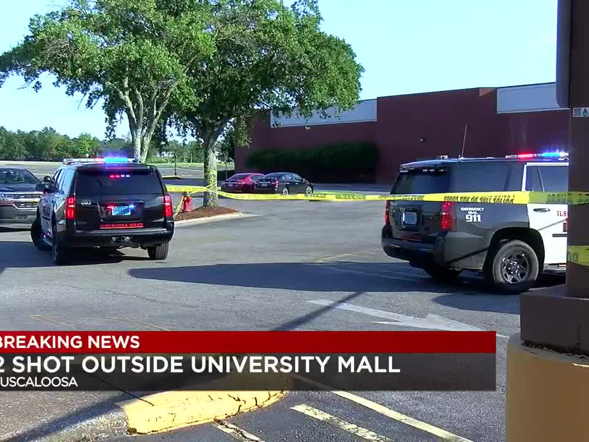 Tuscaloosa PD: One person shot outside University Mall was a teenage girl