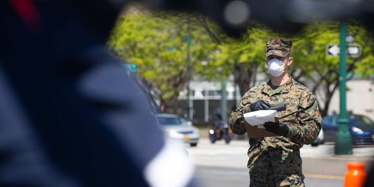At least 61 US Marines infected with COVID-19 at bases in Japan's Okinawa