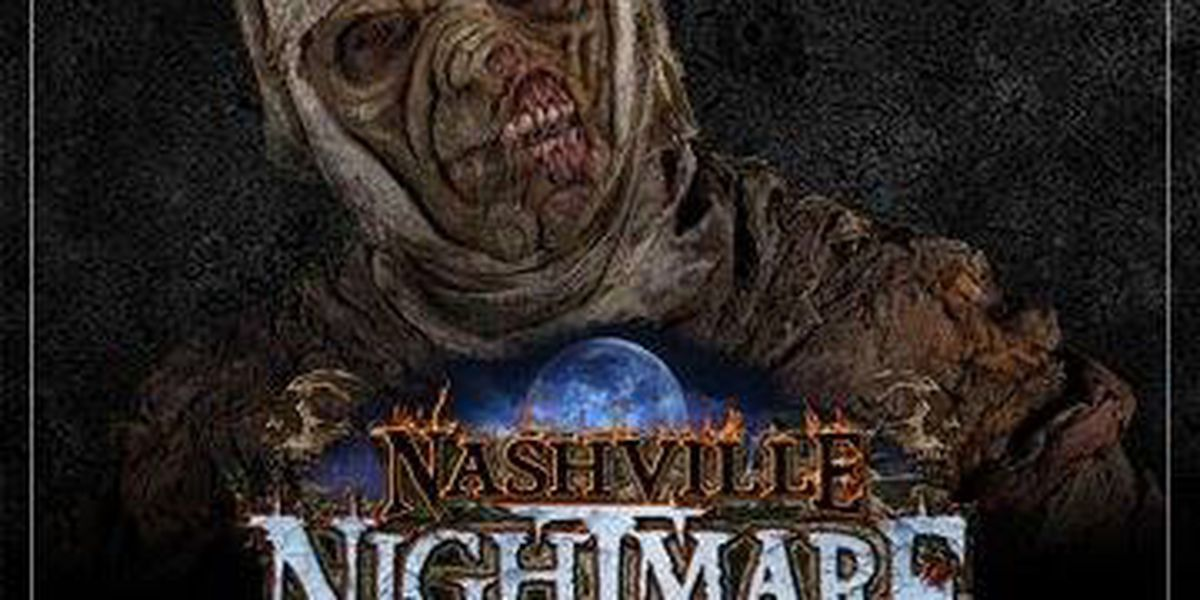 Man stabbed at haunted house in Tennessee; worker suspended