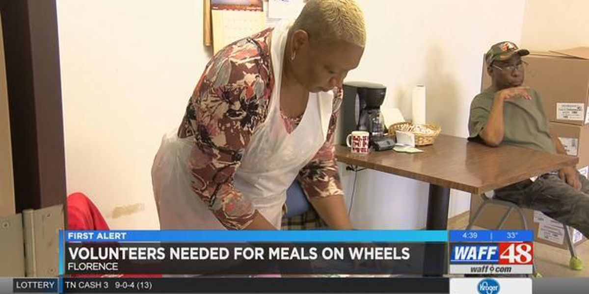 Florence Meals on Wheels looking for volunteers