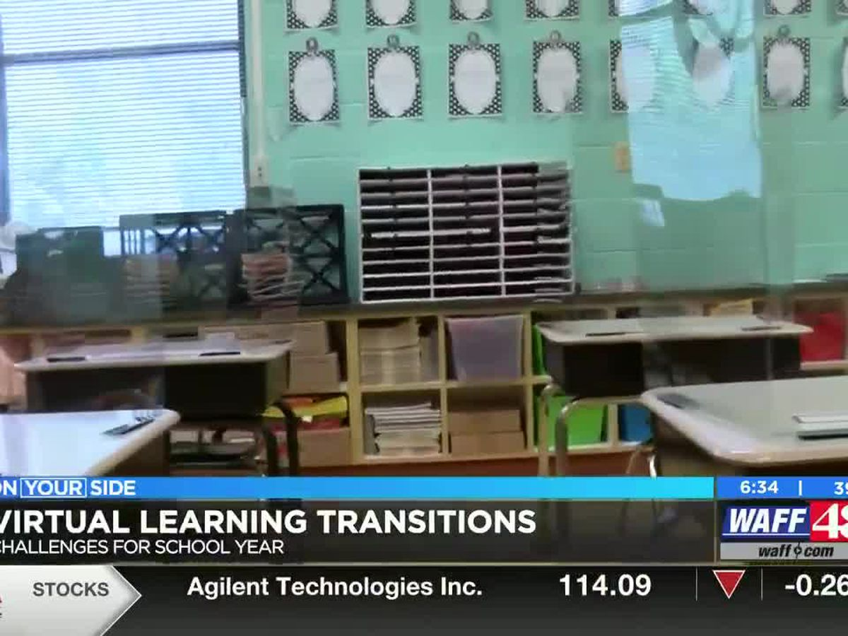 Virtual schooling poses new challenges for all involved