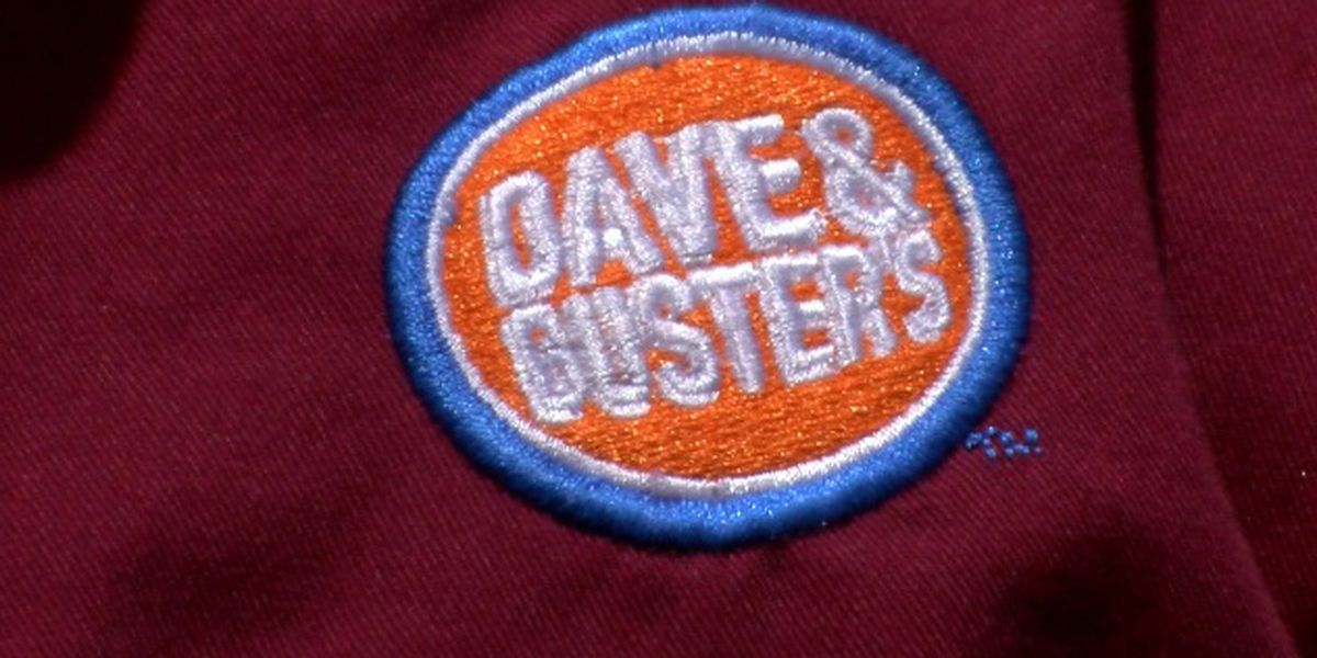 Dave & Buster's gears up for grand opening in Huntsville, hiring 240 employees