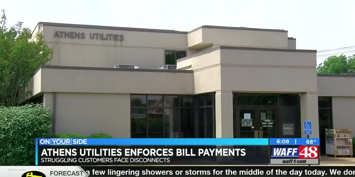 Athens Utilities enforces bill payments