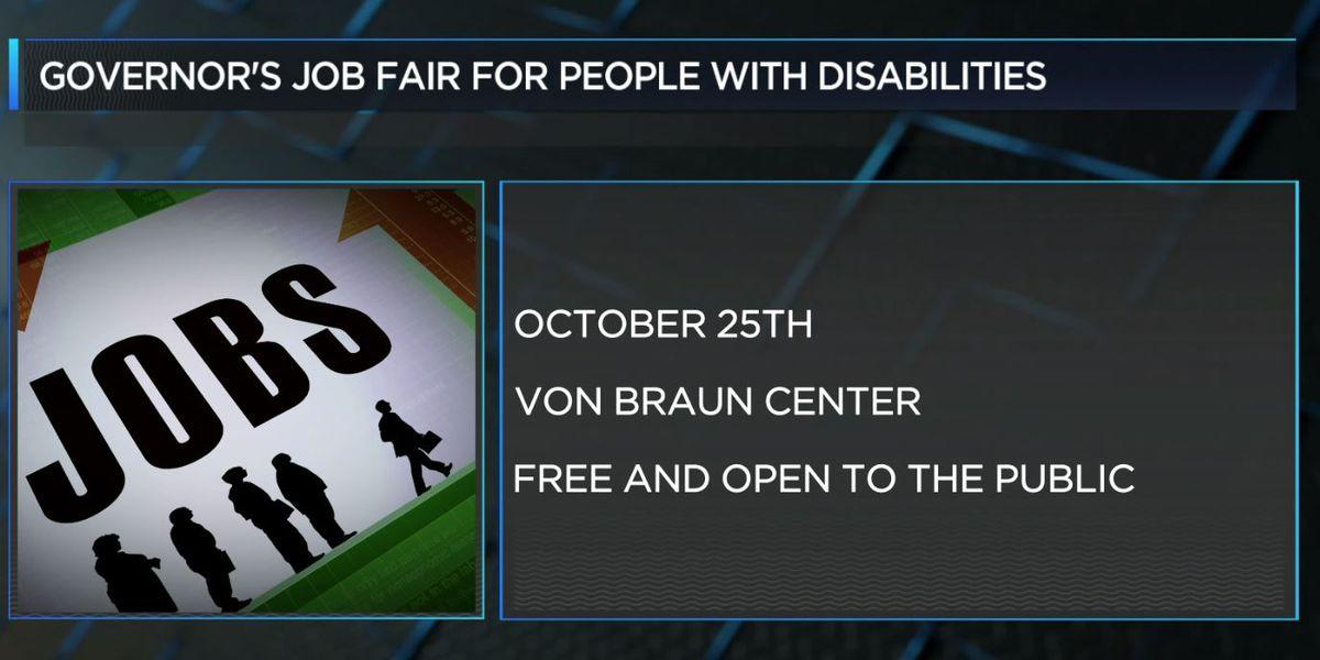 Disability job fair coming to Huntsville