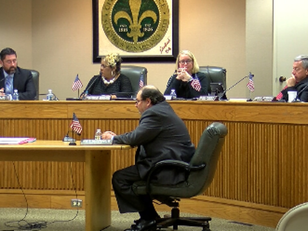 Florence City Council to decide on 3 percent rate increase