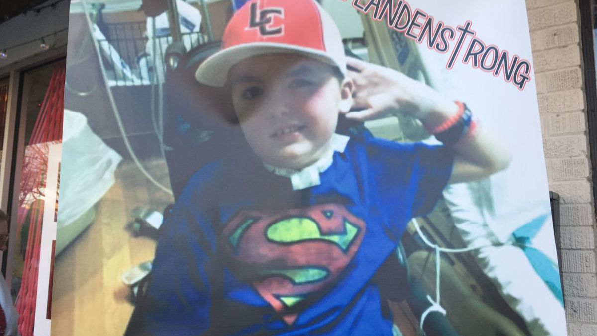 Community raises money for Lawrence County boy injured during tornado