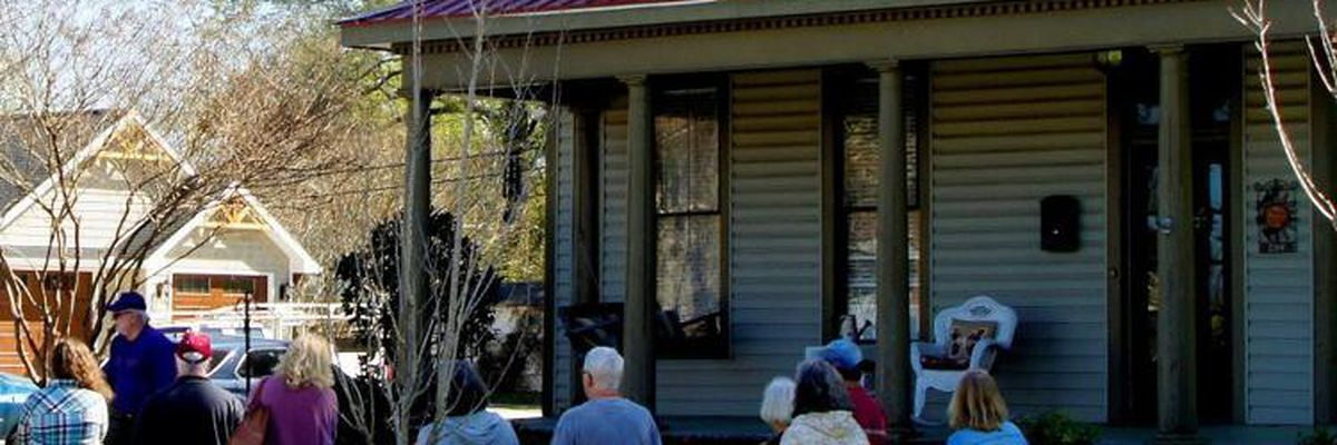 Walking tours to start in Sheffield and Tuscumbia