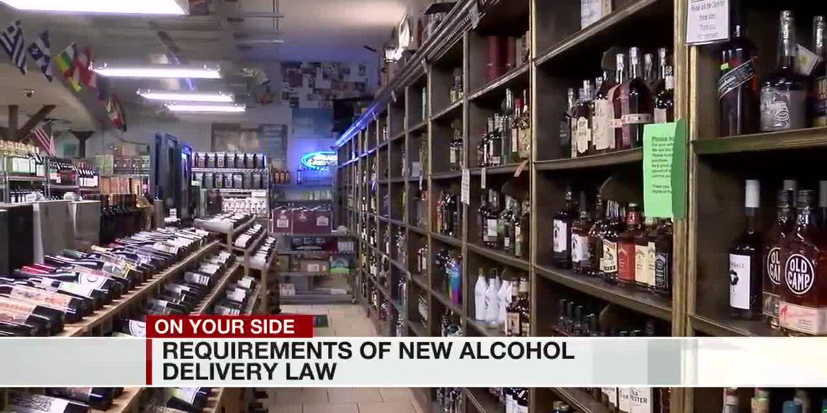 ABC Board preparing to enforce new alcohol delivery legislation