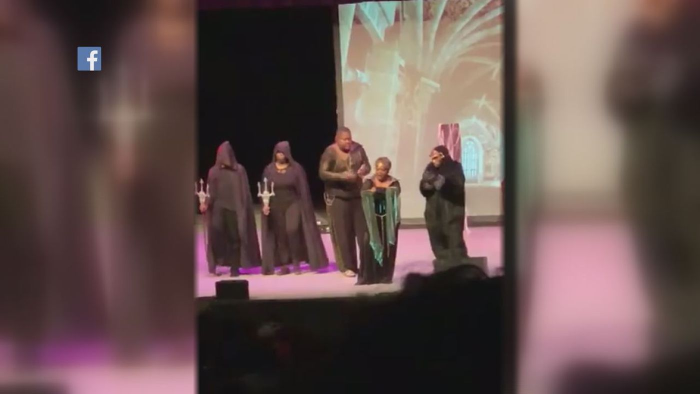 Audience complains on social media after The Wiz Live! performance