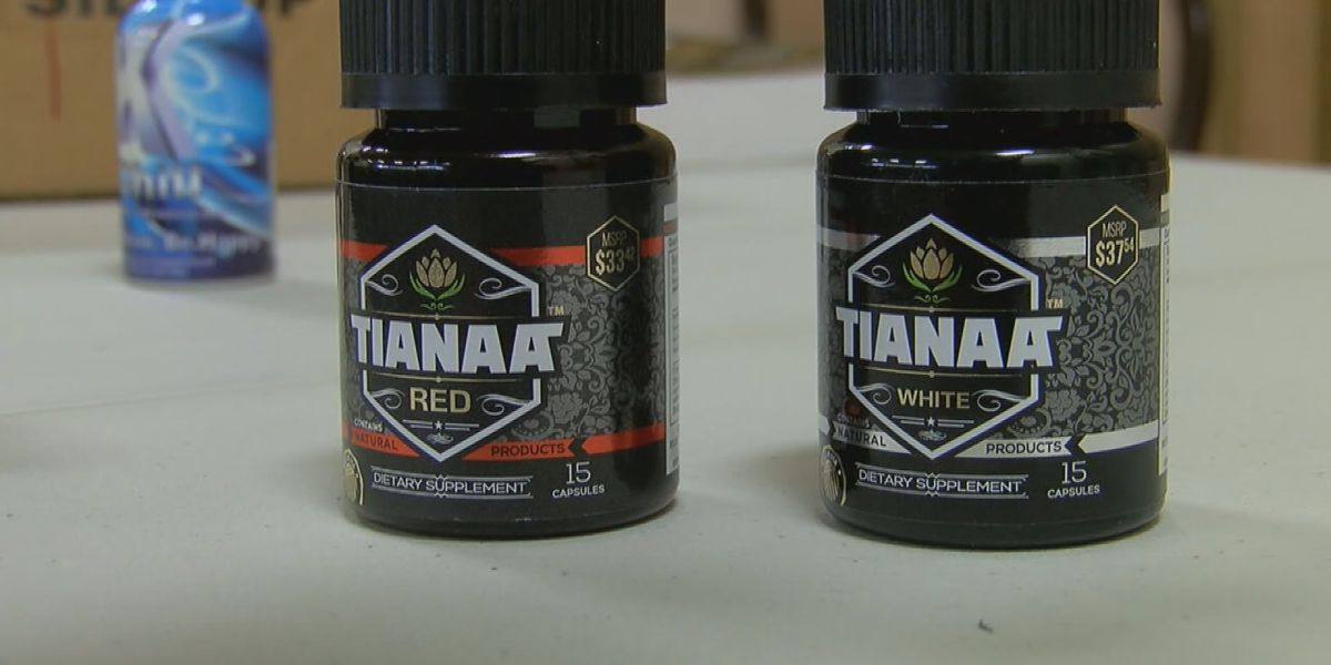 Tianaa pills, said to produce an opioid like addiction, could soon be off Alabama store shelves