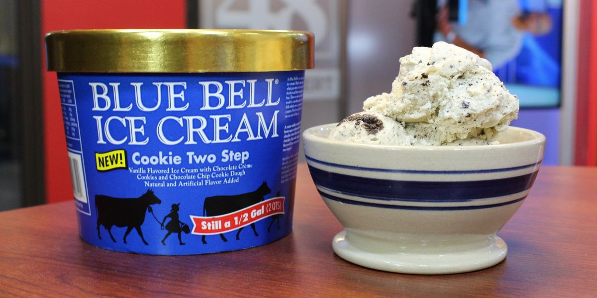 Blue Bell releases new flavor of ice cream