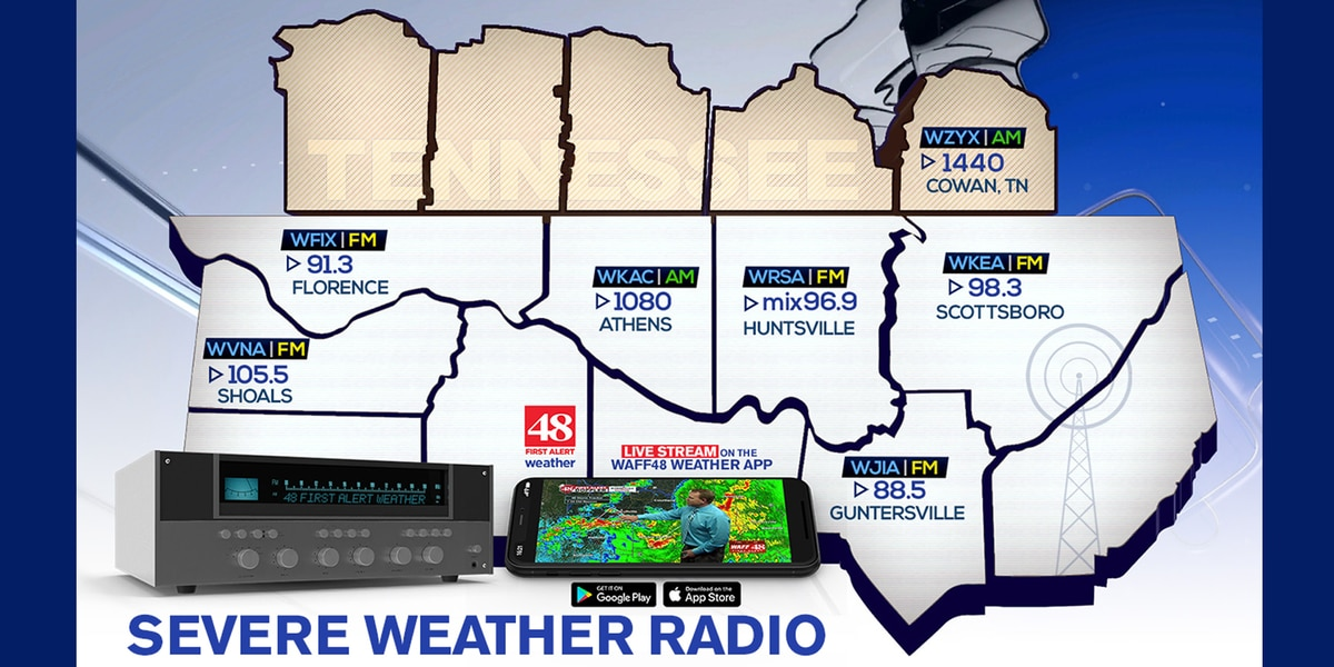 First Alert Storm Team on the Radio