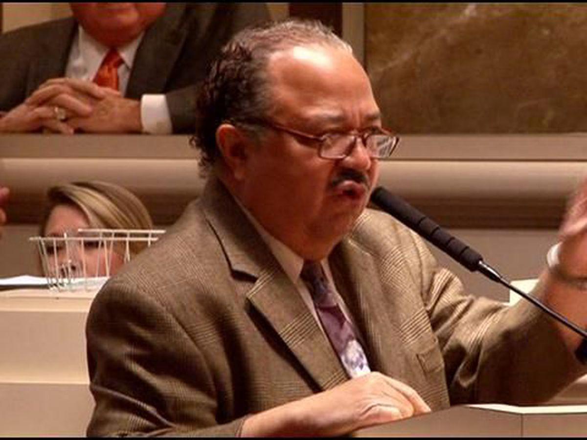 Former longtime Alabama Rep. Alvin Holmes dies