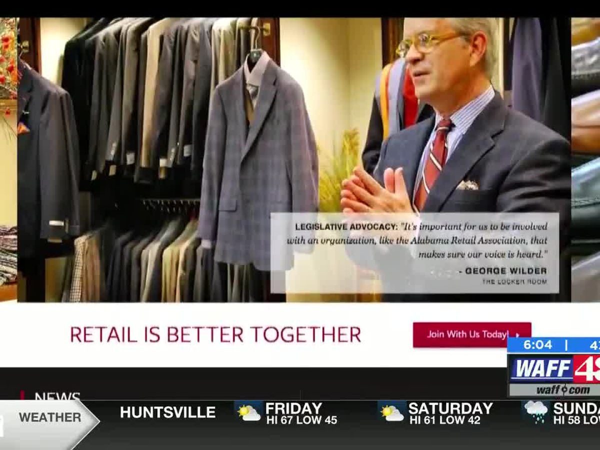 Alabama retailers looking for holiday sales boost
