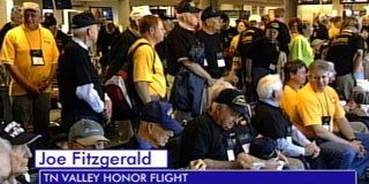 Honor Flight: Some still fighting to see the memorial