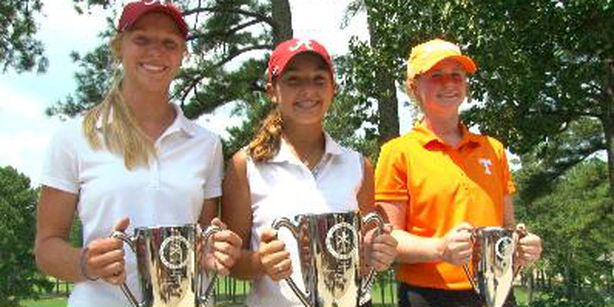 Morard, Williams receive top honors at Stroke Play Championship