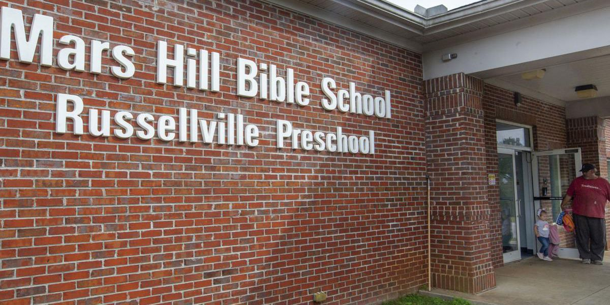 Closure date for Mars Hill Bible Preschool in Russellville pushed back