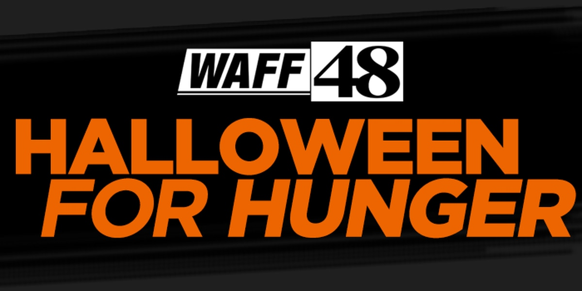 WAFF 48's Halloween for Hunger drop off locations