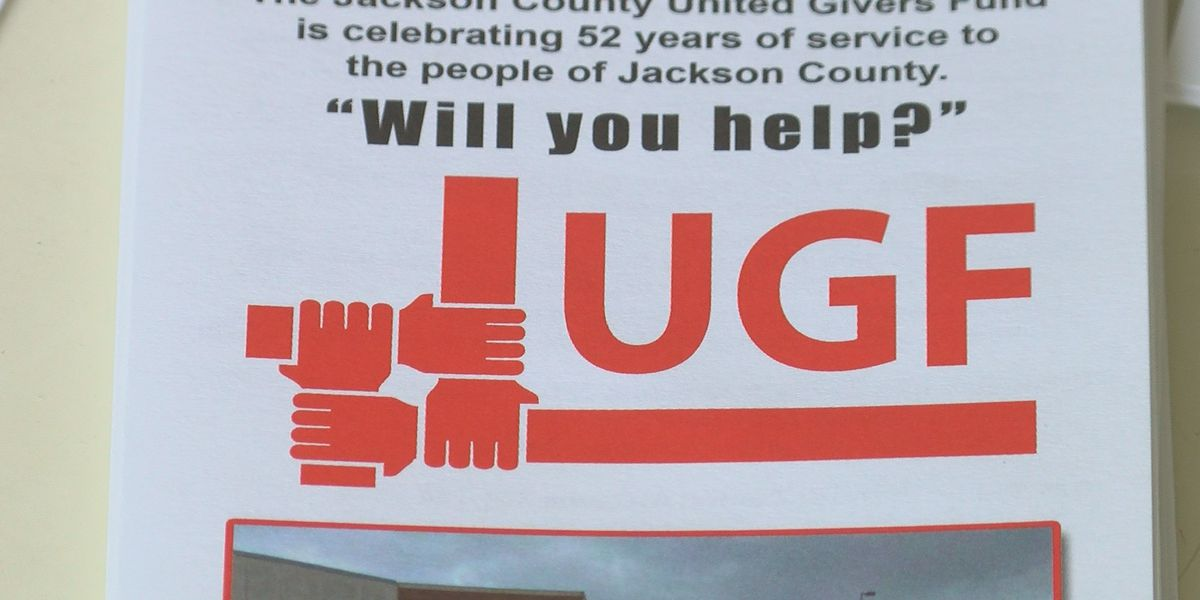 United Givers Fund of Jackson County kicks off campaign