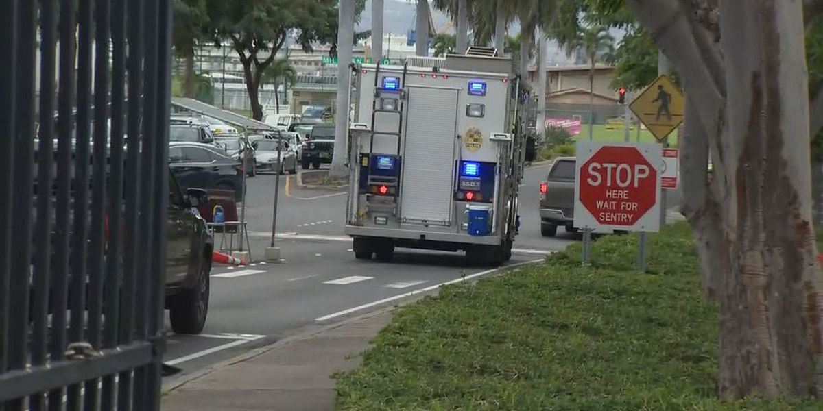 Investigators search for motive after sailor opens fire at Pearl Harbor Naval Shipyard, killing 2 civilians