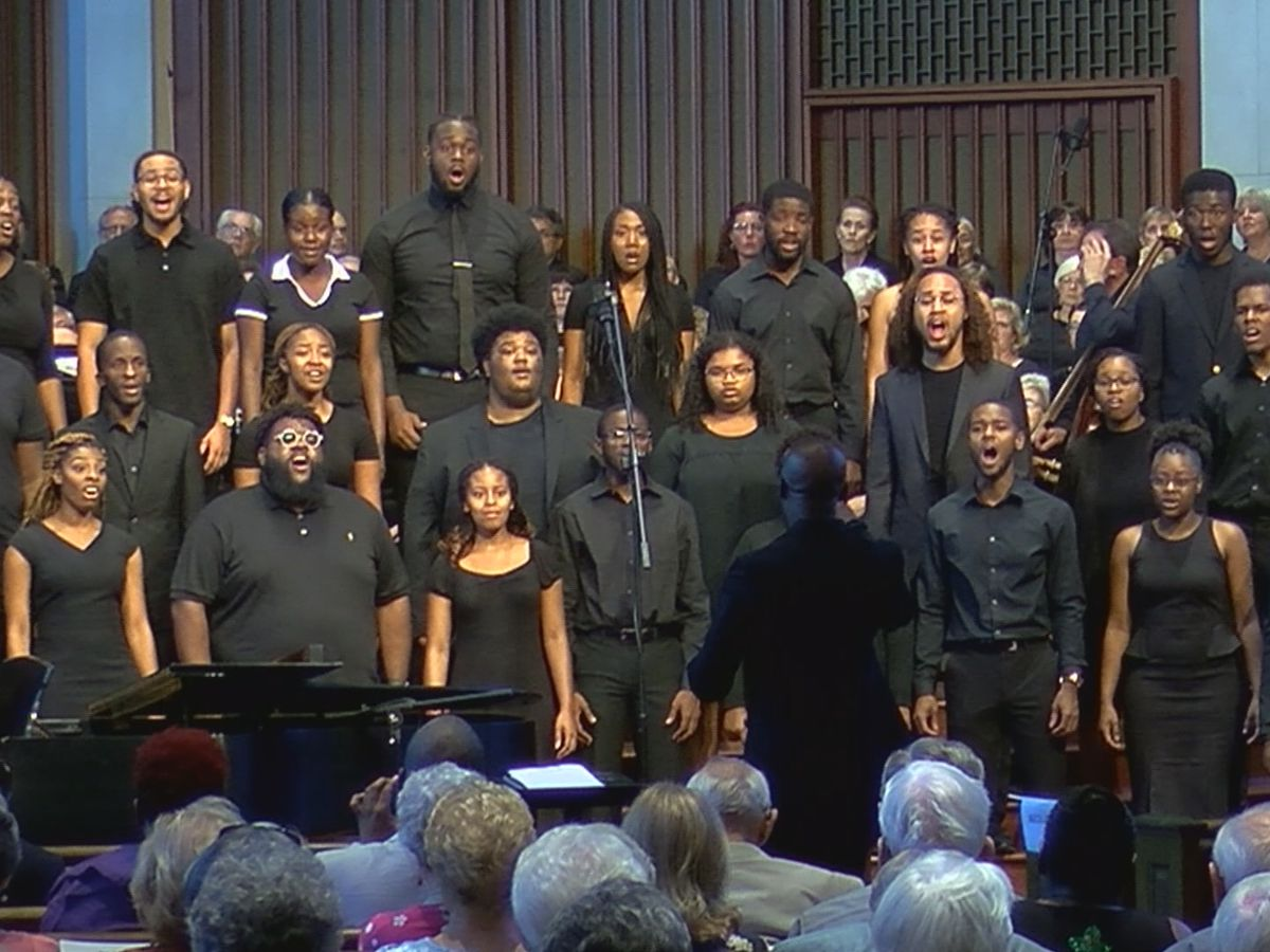 Oakwood University choir raises over $11K at benefit concert for bus crash