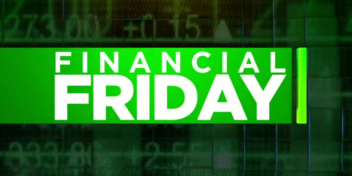 Financial Fridays with Haley Baker