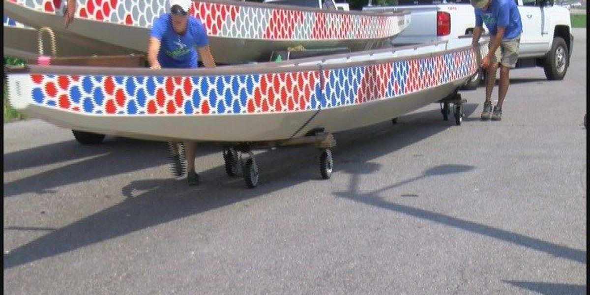 Dragon boat race set for Saturday in Guntersville