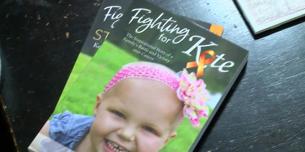 AL family shares 9-year-old daughter's battle, victory with cancer in book