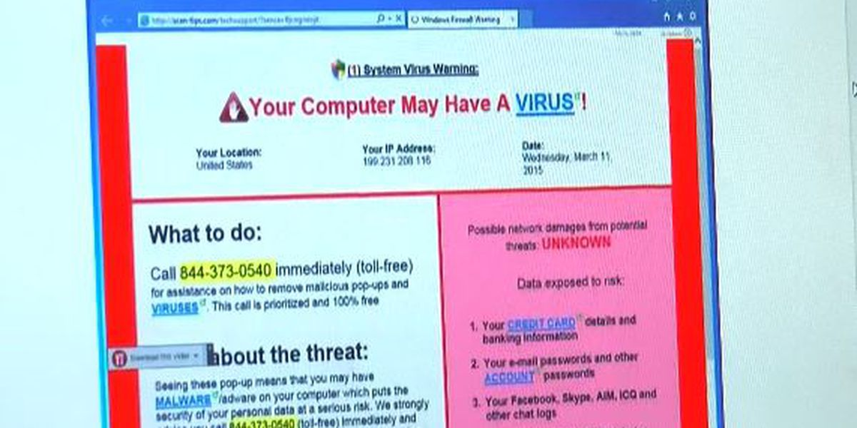 Top online scams hitting Alabamians