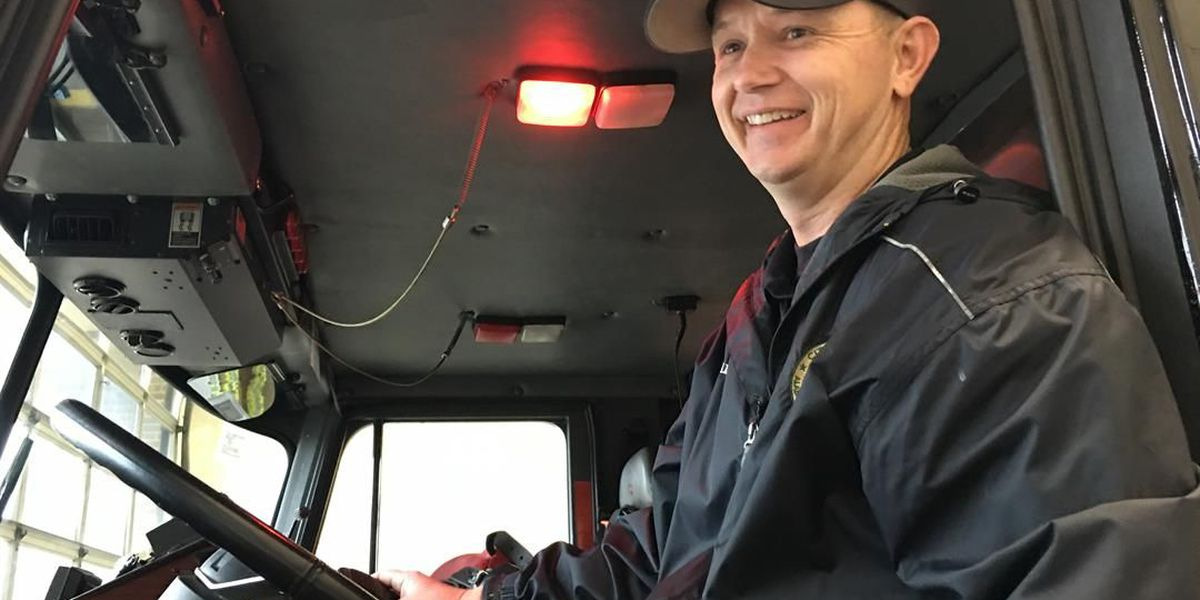 Florence firefighter back to work after yearlong illness recuperation