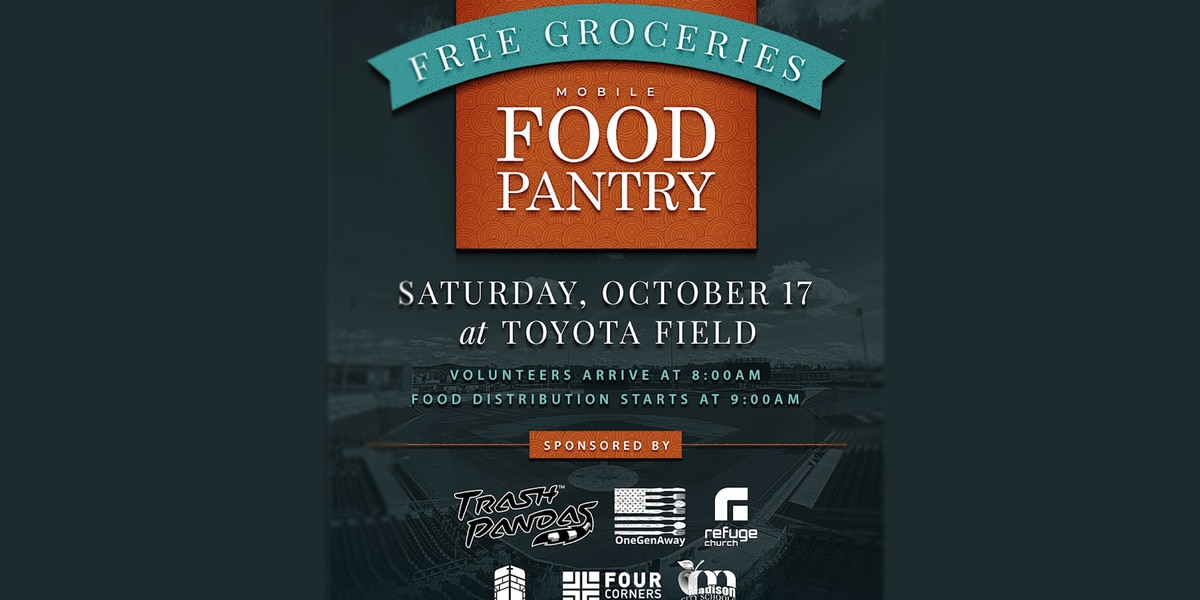 Toyota Field set to host mobile food pantry on Saturday