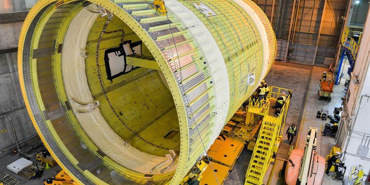 SLS intertank to be tested in Huntsville