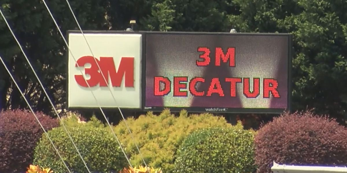Decatur's 3M plant to stop manufacturing polymer product