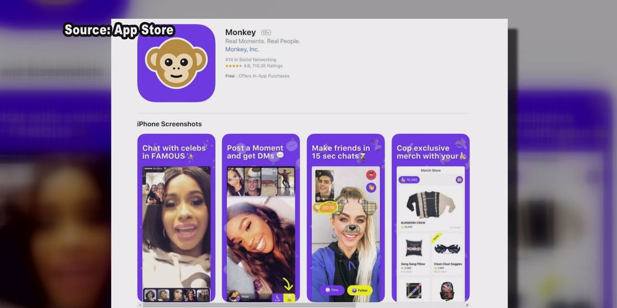 Mom warns others about inappropriate app found on child's phone