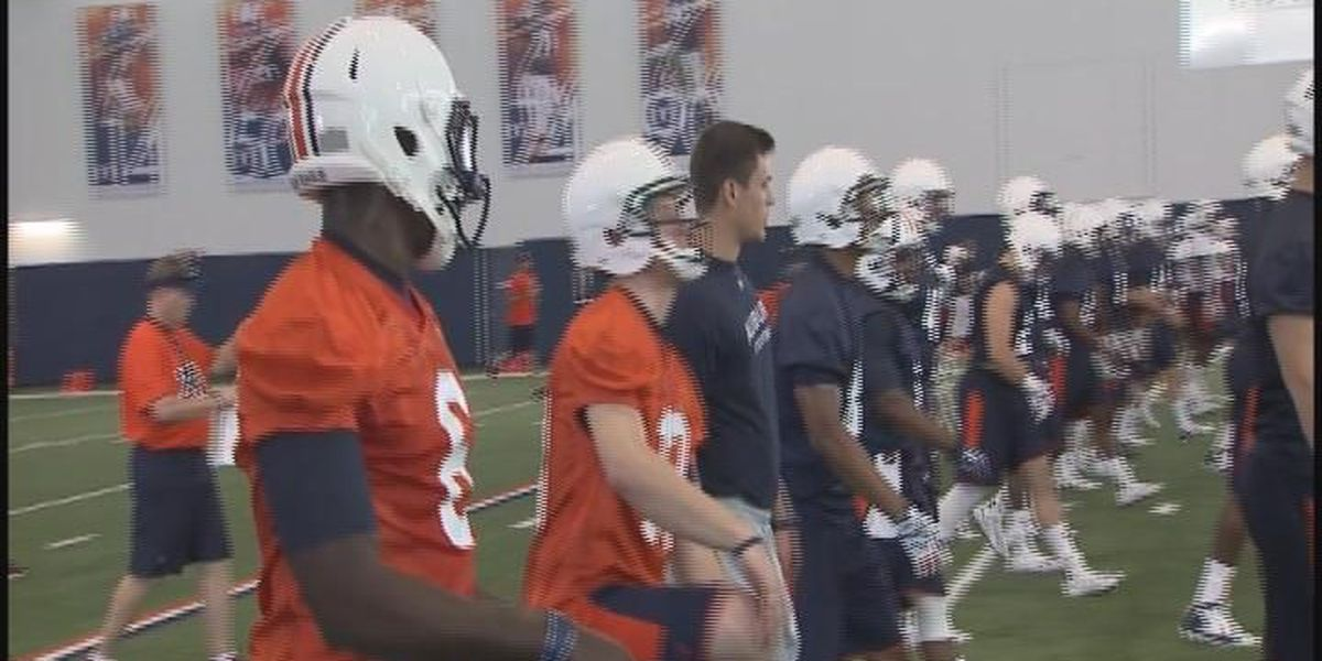 No special QB packages for Auburn against Louisville