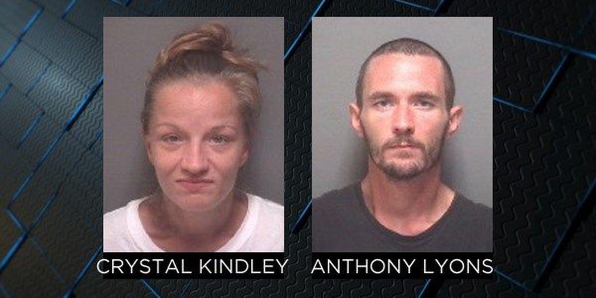 Police arrest pregnant car theft suspect who jumped off I-65 bridge