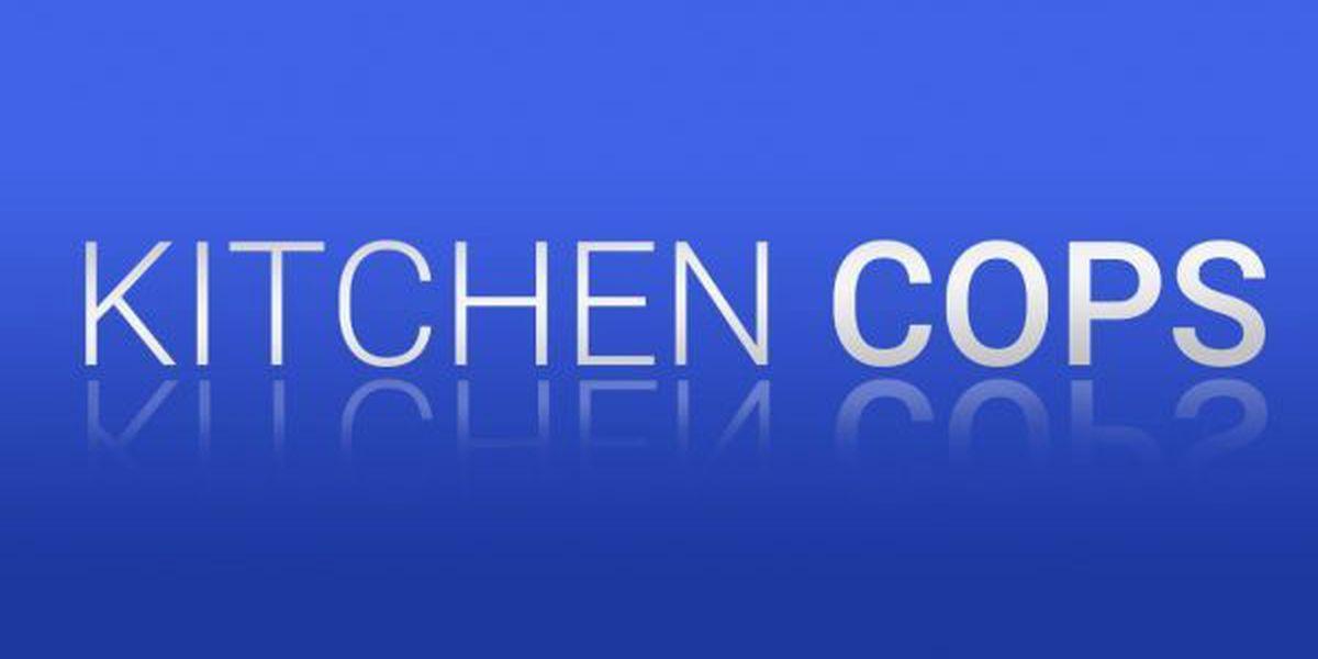 Kitchen Cops: Five restaurants earn poor inspection scores