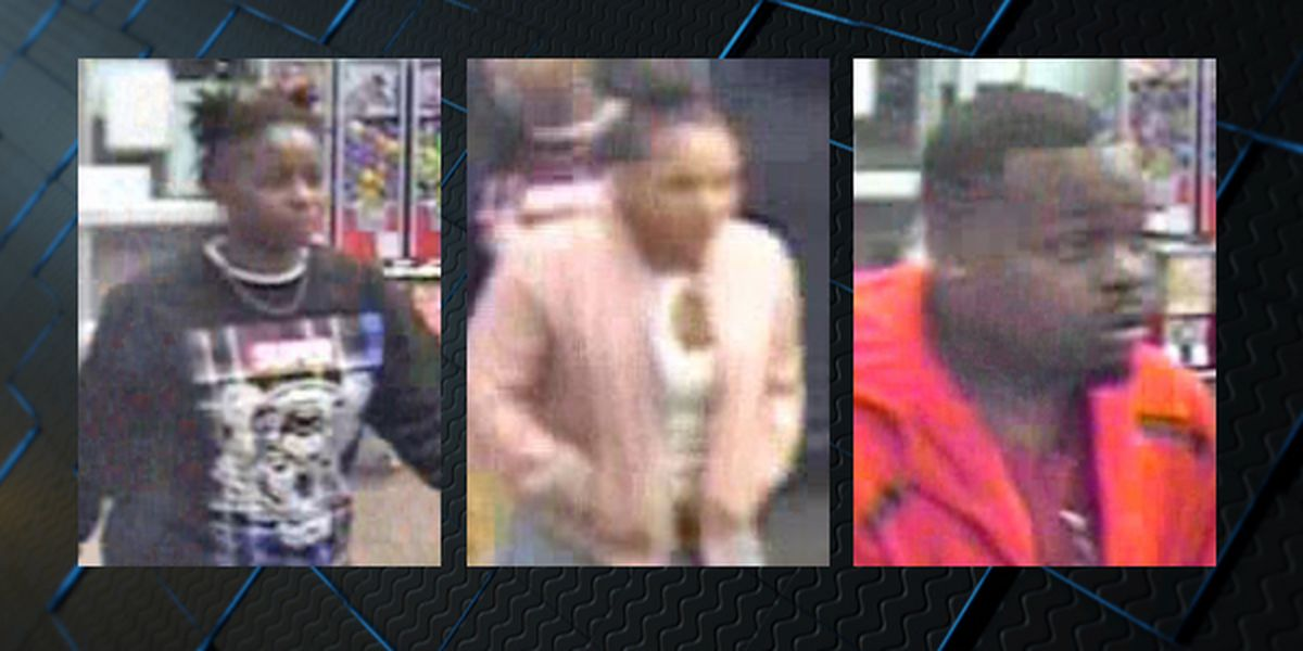 Huntsville police ID persons of interest in stolen credit card 'spending spree'