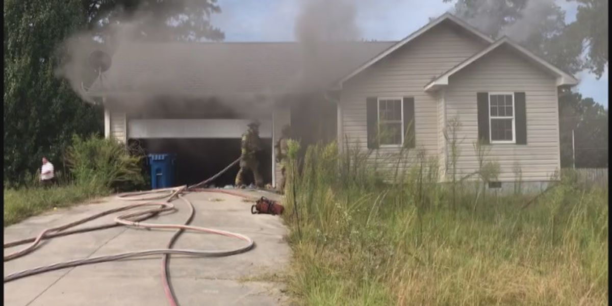 Albertville fire marshal investigating suspicious house fire